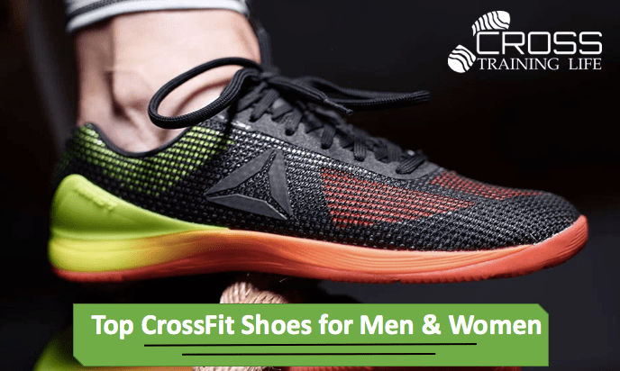 Top 10 Best CrossFit Shoes 2018