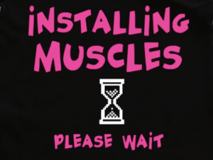 installing shirt
